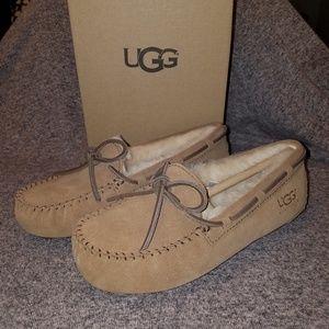 Ugg Australia Dakota Moccasin Slippers